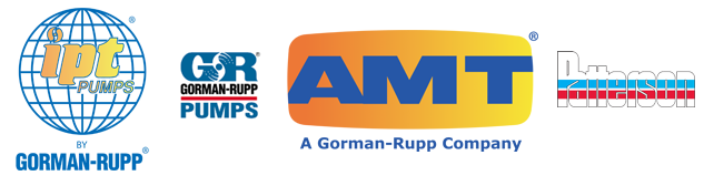 Gorman-rupp AMT Patterson Pump